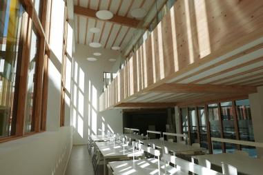 Exterior Biblioteca Villamediana