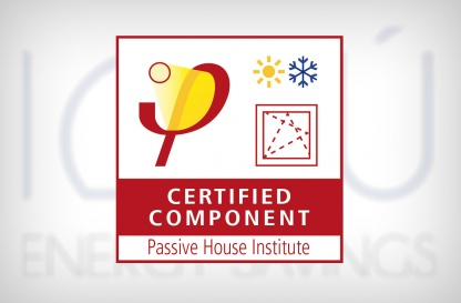 Certificados Passive House Component