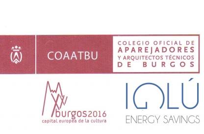 Convenio de Formación entre el Colegio Oficial de Aparejadores y Arquitectos Técnicos de Burgos