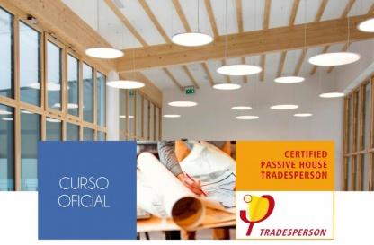 Nueva convocatoria de Cursos para la titulación oficial Certified Passivhaus Tradesperson