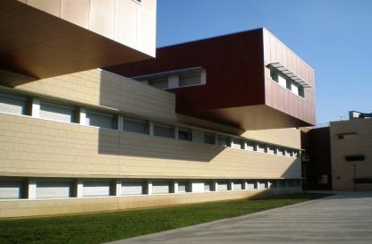 Centro Científico Tecnológico Universidad de la Rioja