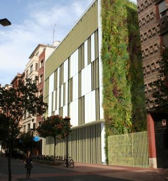 Reforma del Edificio situado en la C/Doctores Castroviejo